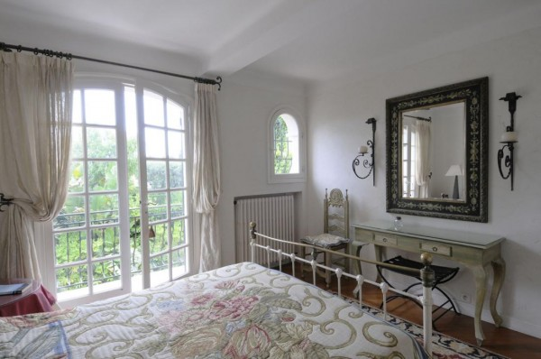 Bedroom master french country interiors