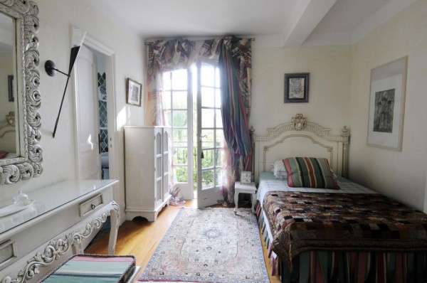 Bedroom single French country interiors