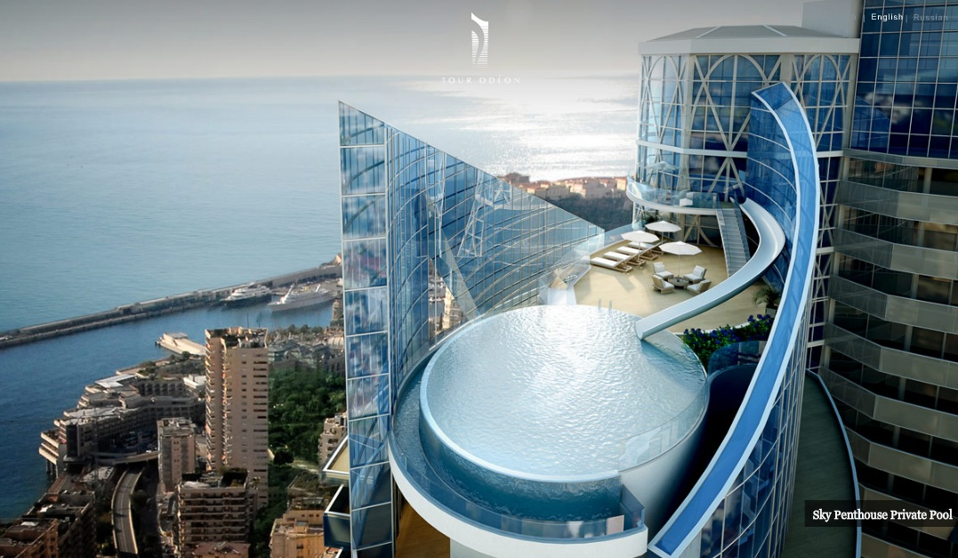 Monaco Penthouse set to Rival the World's Most Expensive