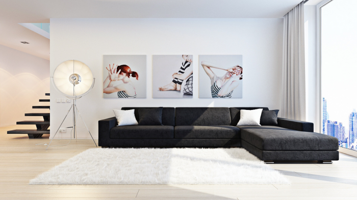 The Art Of Hanging Art Interior Design Ideas