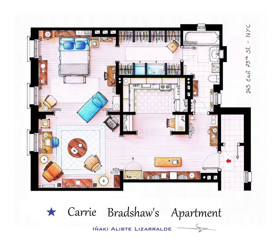 The Simpsons House Plan >> The Old Reader