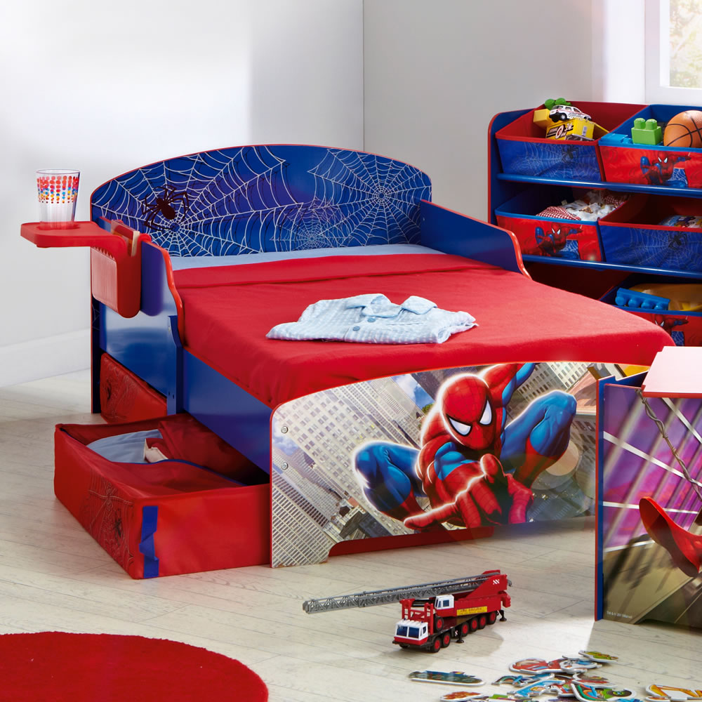 Boys 39 room designs - Toddler beds for boys ...