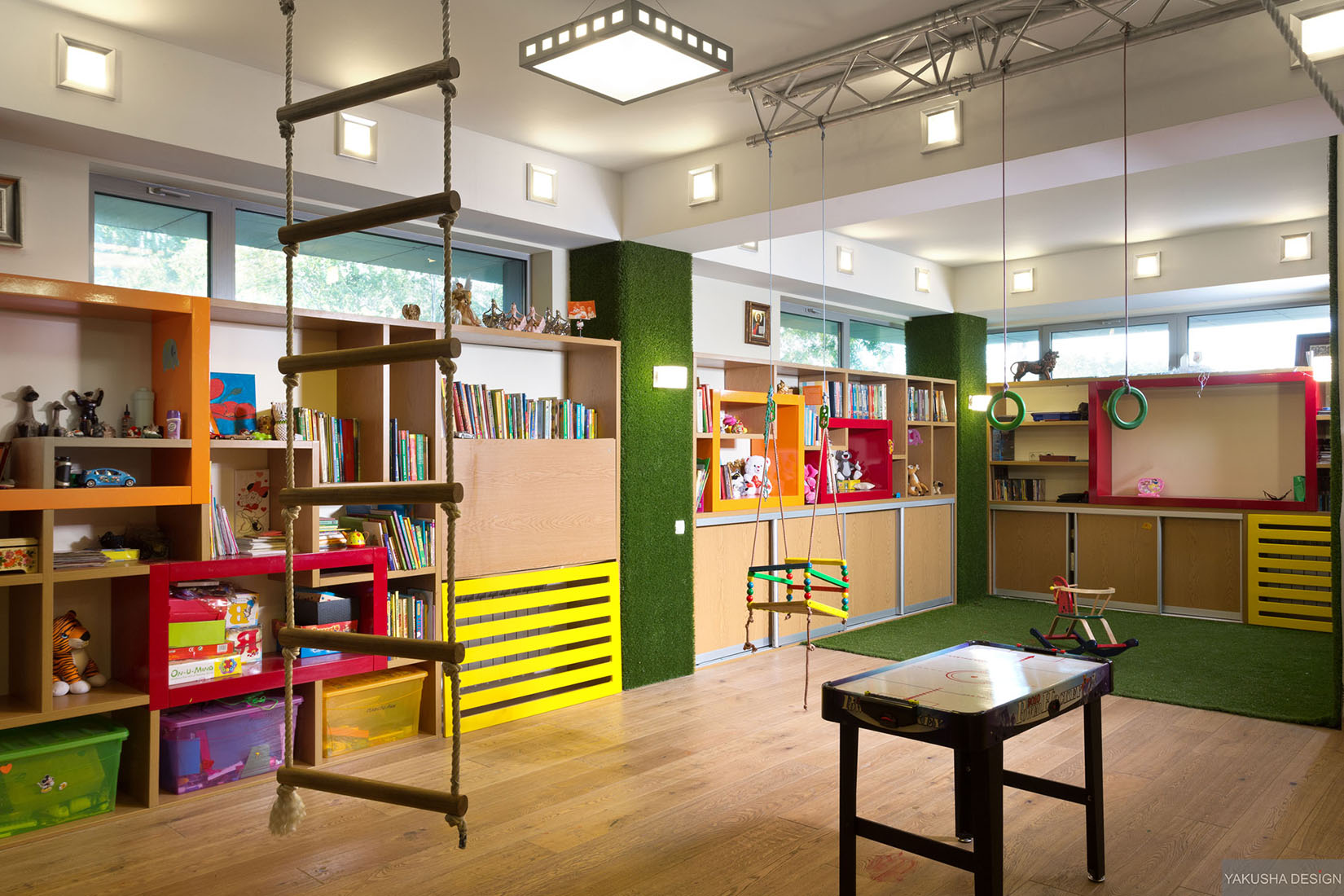 Teen playroom decorating ideas - Those Are Children S Playroom Designs