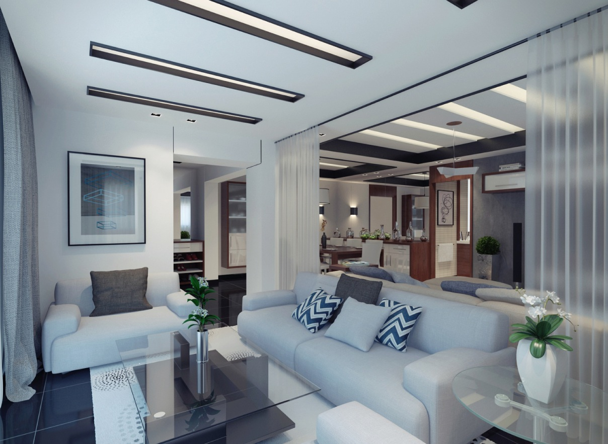 three modern apartments a trio of stunning spaces
