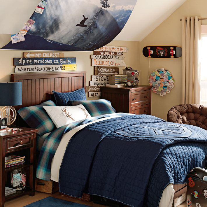 http://www.home-designing.com/wp-content/uploads/2013/03/older-boys-room-snowboarding-theme-blue-and-dark-wood.jpeg