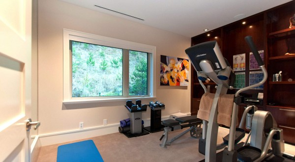penthouse home gym