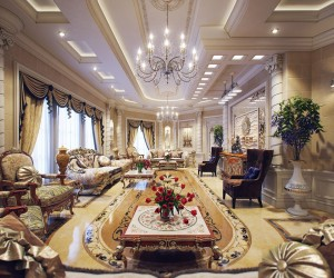 luxury villa in qatar visualized once qatar was the poorest of the