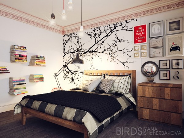 Eclectic Bedroom 3