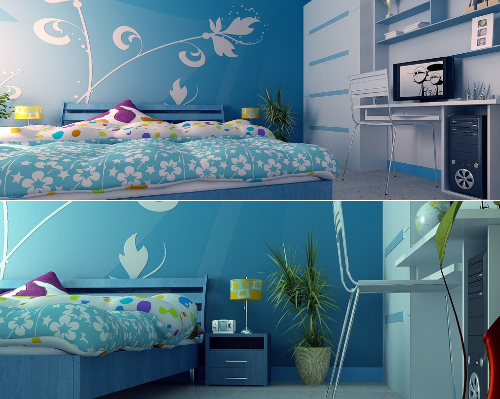 12 kids bedrooms with cool built ins - Ultra modern bedrooms for girls ...
