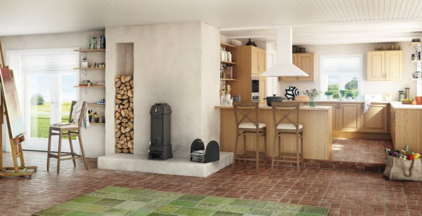 Marbodal kitchen Lindo 2