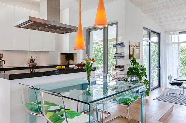 Modern Villa Kitchen 3
