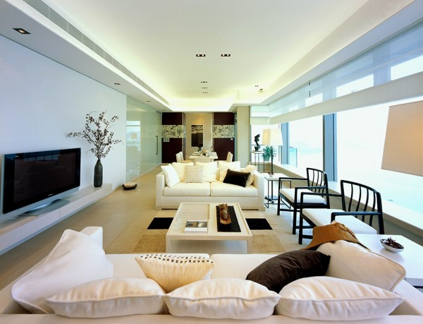 Synergistic Modern Spaces by Steve Leung: Interior Design Ideas ...