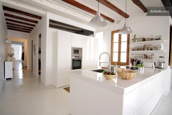 Spain Modern Kitchen 3