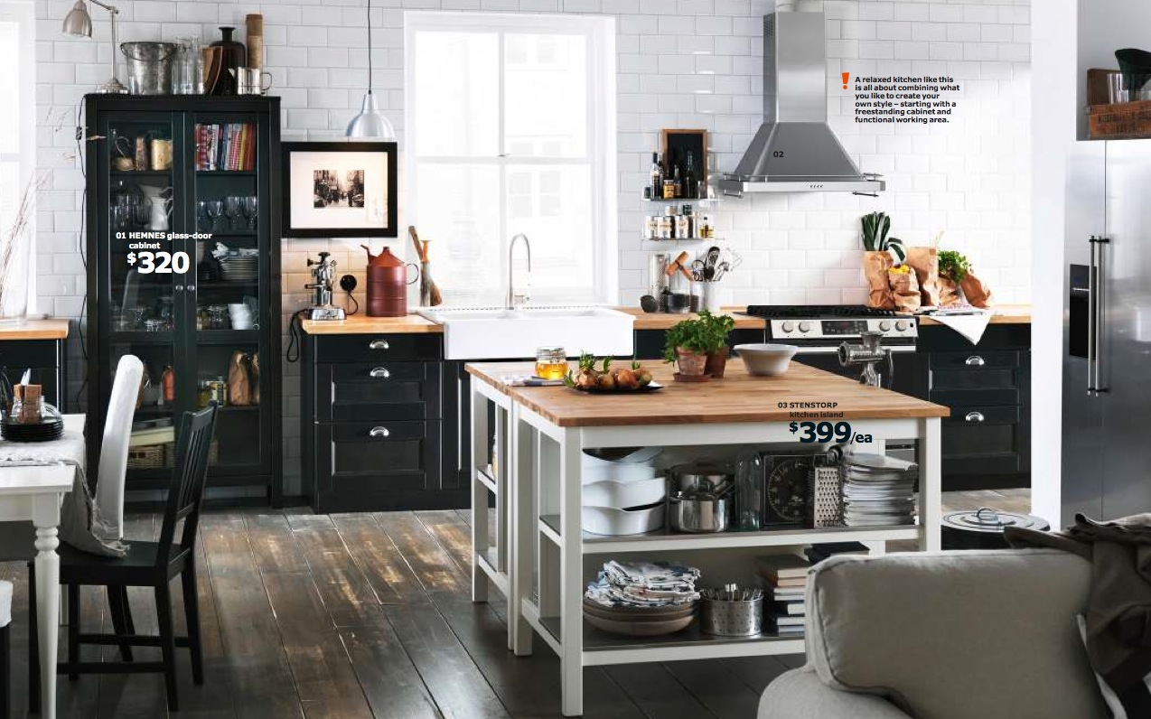 How Much Do Ikea Kitchens Ikea Stenstorp Kitchen Island In Oak And Black Brown Keep In Mind