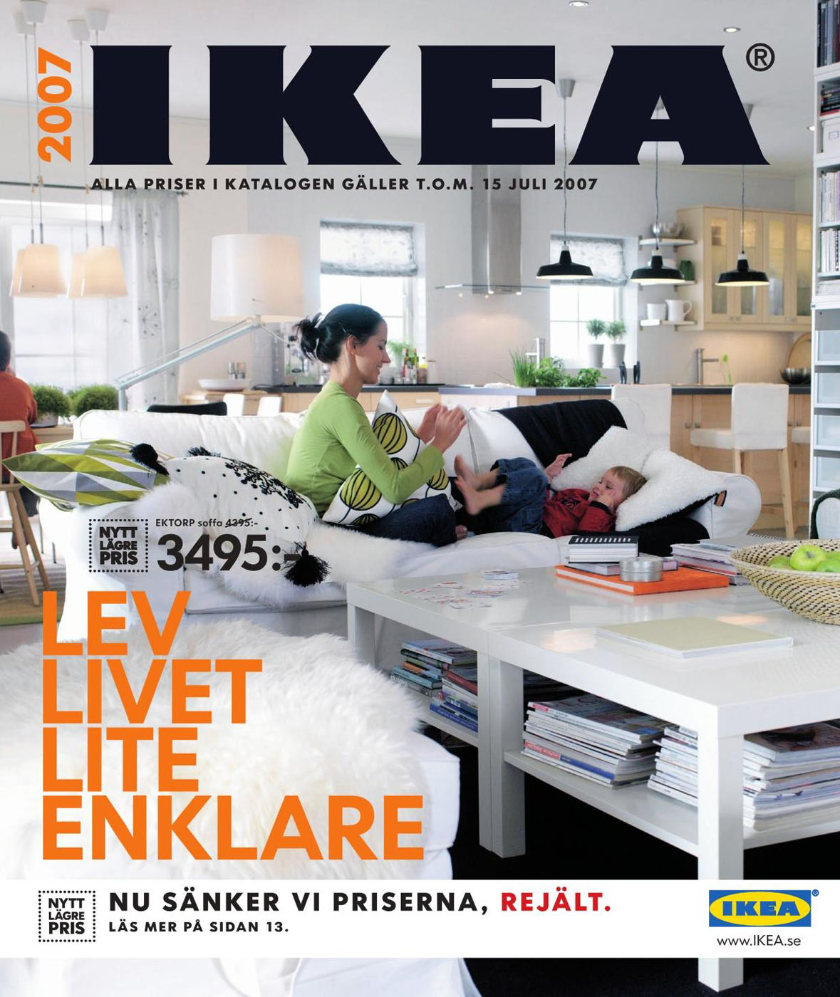 ikea 2007 catalog. Black Bedroom Furniture Sets. Home Design Ideas