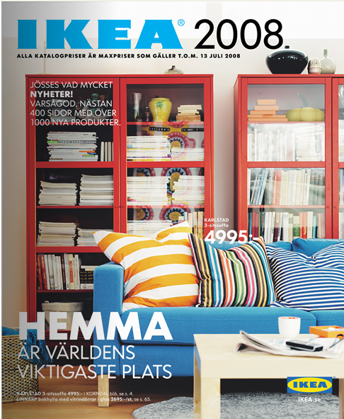 House Designs, Luxury Homes, Interior Design: IKEA Catalog Covers from