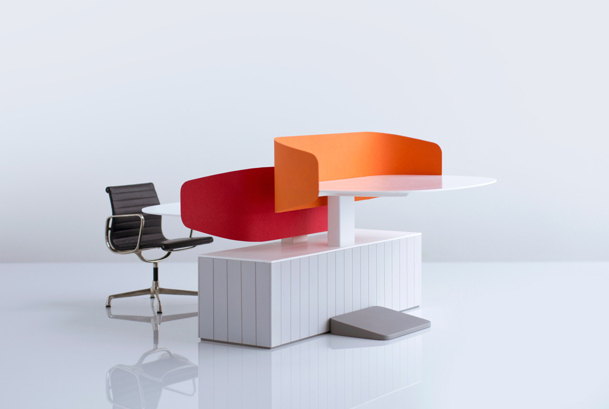Workspace designs for modern offices smiuchin for Working chair design