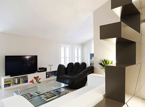 contemporary apartment 6