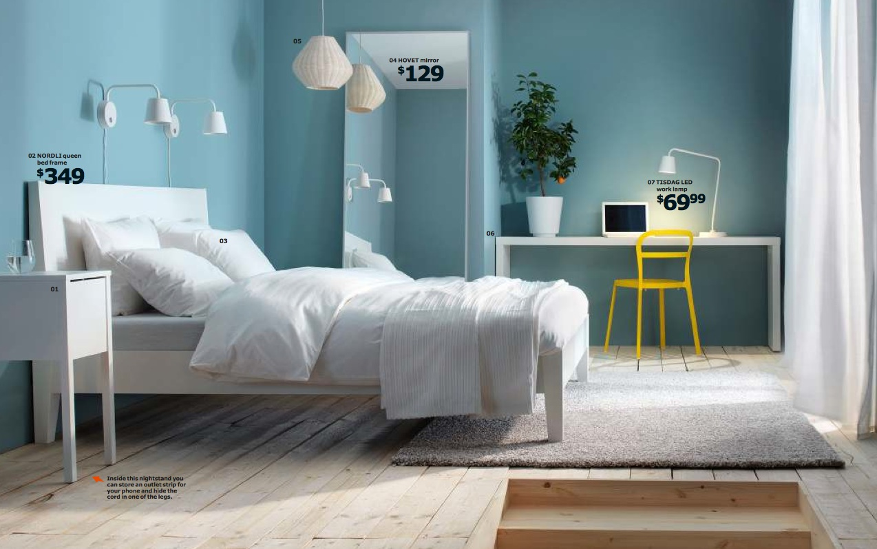 Ikea 2014 catalog full - Ikea small bedroom design ideas ...