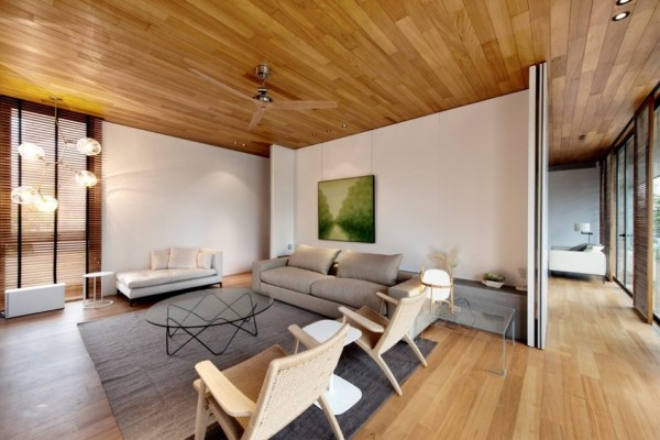 wall house living space 7