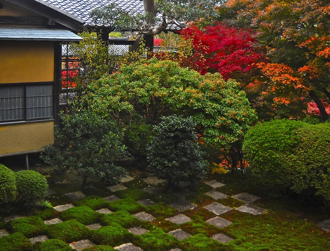 Japanese zen gardens - Japanese garden design ideas for your home garden ...