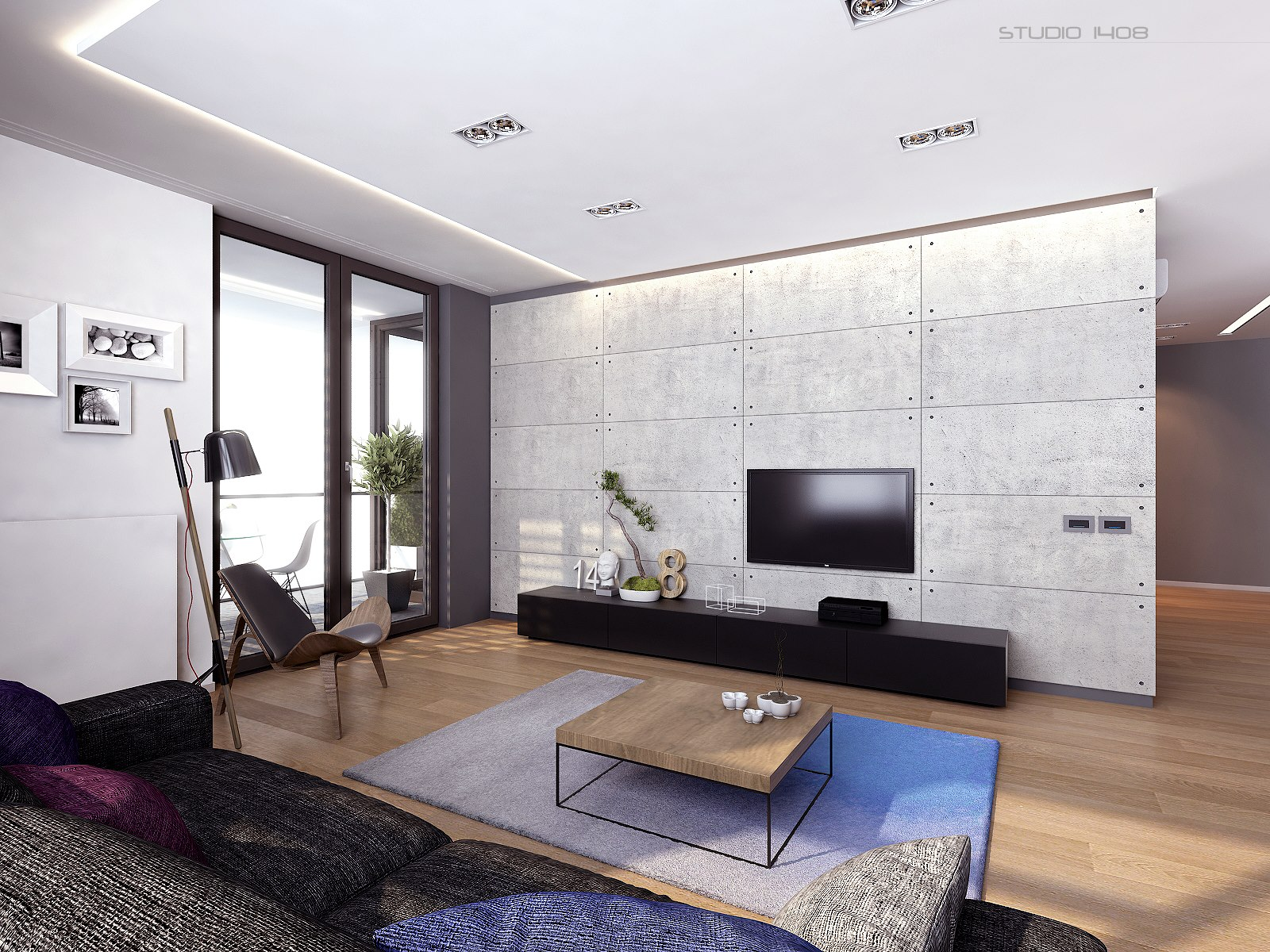 Going Through Concepts of Modern and Minimalist Wall - decoratoo