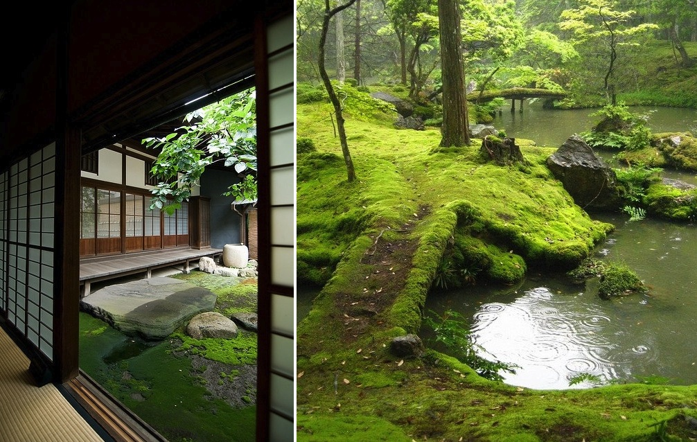 My dream house japanese gardens interior design ideas - Japanese garden design ideas for your home garden ...