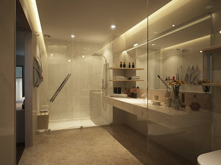 Interior designs filled with texture for Glass interior design