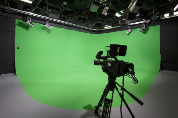39 green screen studio