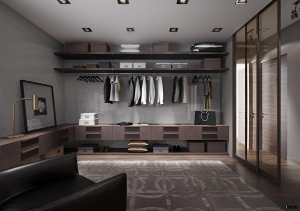 9 huge walk-in closet