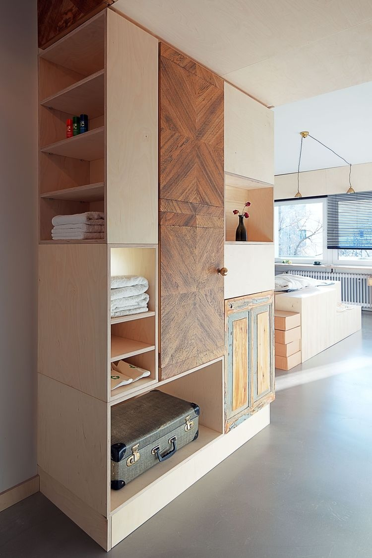 Design For Cabinet For Room: 5 Modern Bedrooms