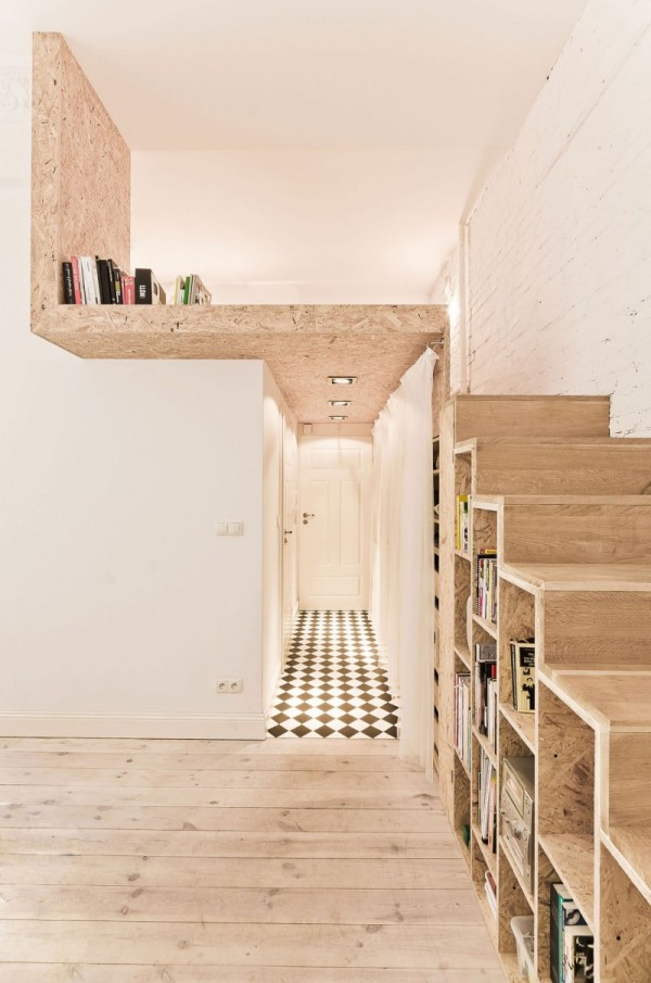 particle board shelving