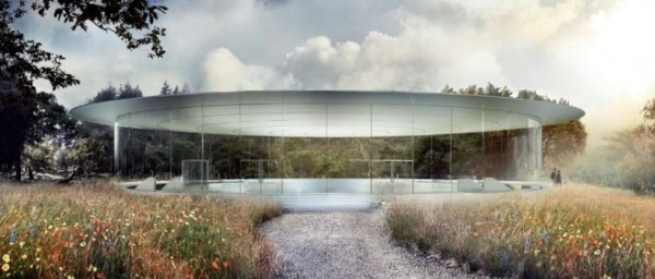 Apple's Headquarters Design