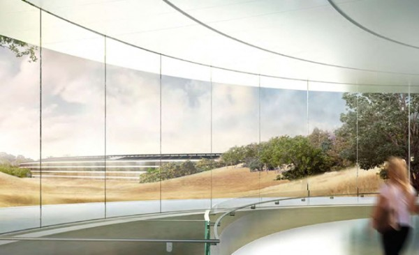 Apple Headquarters Meeting Area