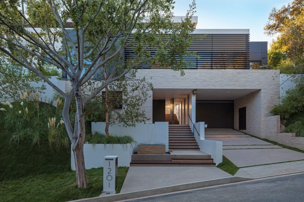 Contemporary home front