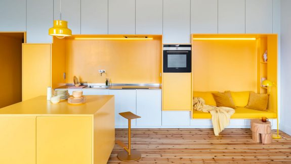 White And Yellow Interior Design: Tips With Images To Get It Right