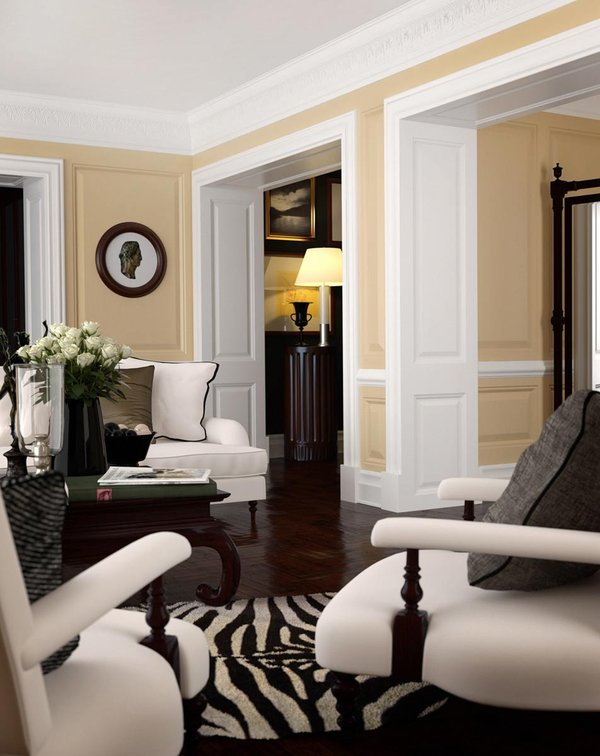 Classic Interior Design Classic Living Room By Denis