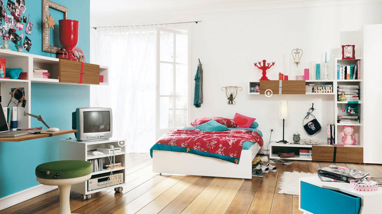 Trendy Teen Rooms on Teenager Room  id=97713
