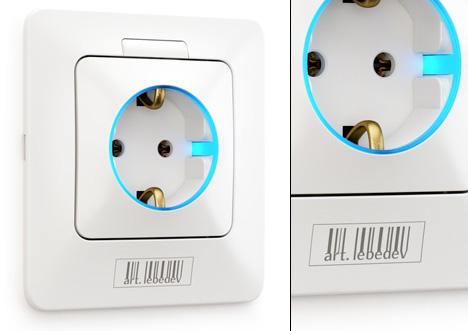3d pin plug