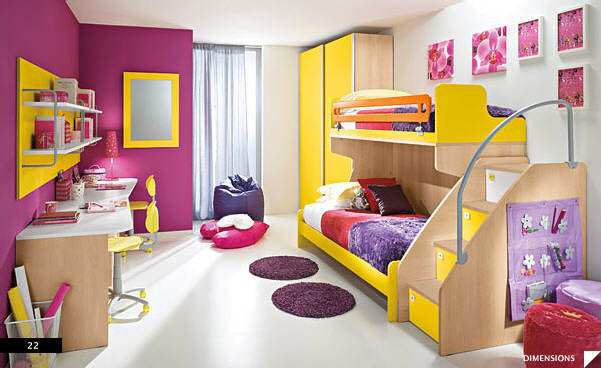 girls bedroom designs 2013 | children bedroom designs Children Bedroom Design