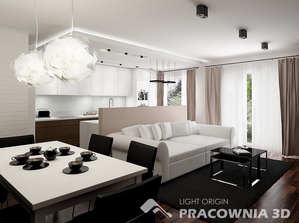 Cute and Groovy Small Space Apartment Designs