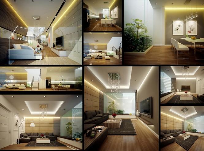 Dream Homes Interior Design | Credainatcon.com