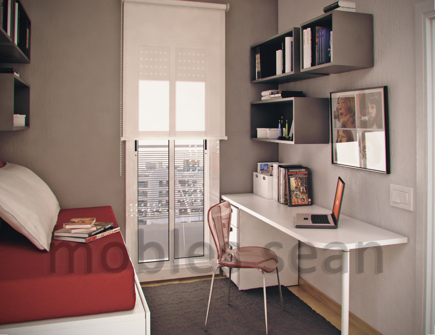 Space-Saving Designs for Small Kids Rooms on Bedroom Ideas For Small Rooms  id=92362