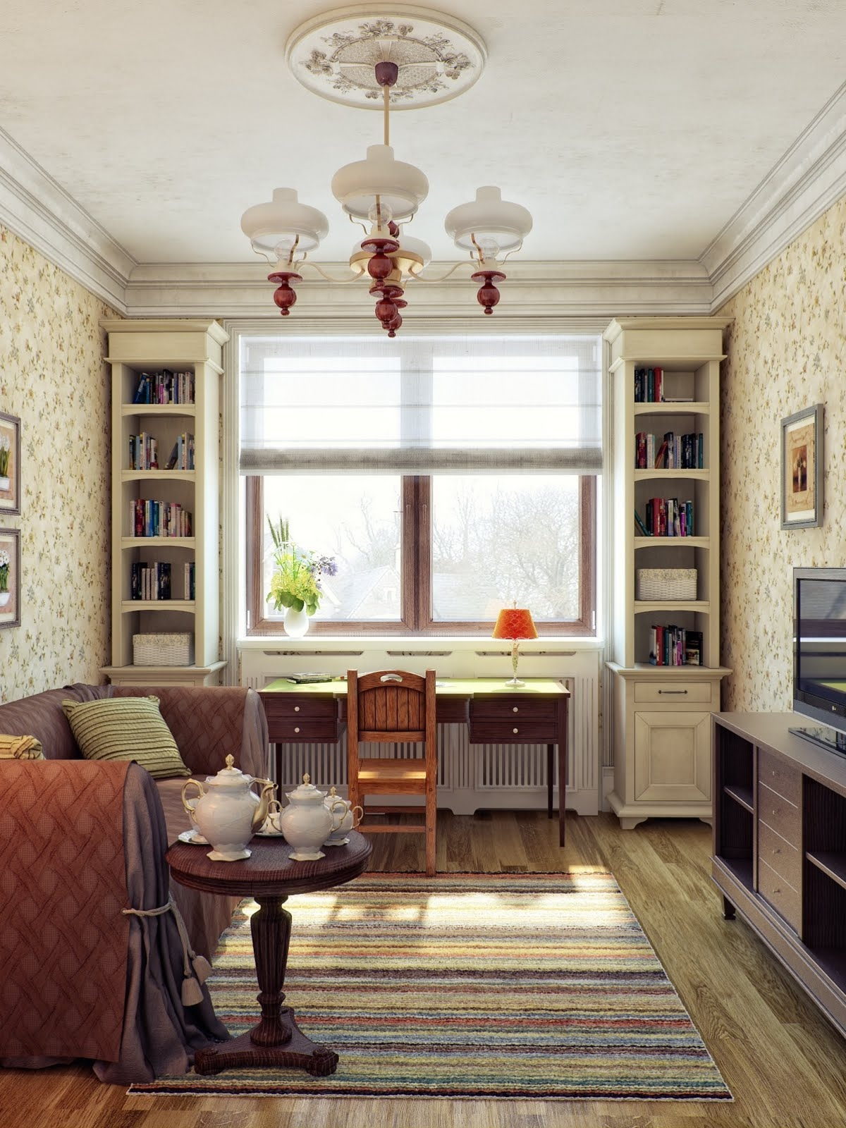 red livingroom beautiful designs by svetlana nezus 6138
