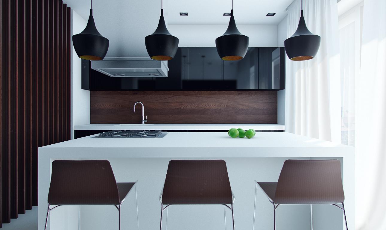 12 Modern Eat-In Kitchen Designs