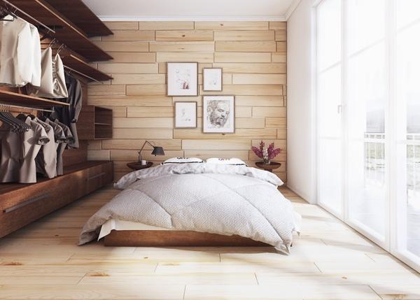 19 mẫu phòng ngủ với gam màu trung tính