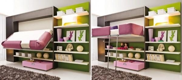 multipurpose furniture bed 2