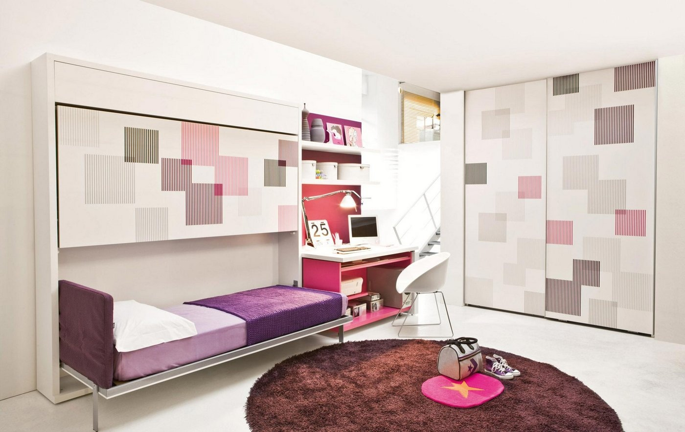 Transformable Space Saving Kids Rooms | smiuchin